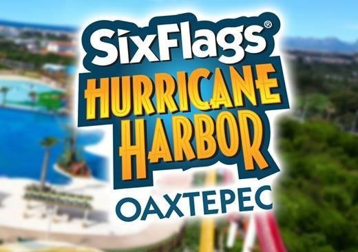 Hurricane harbor Oaxtepec