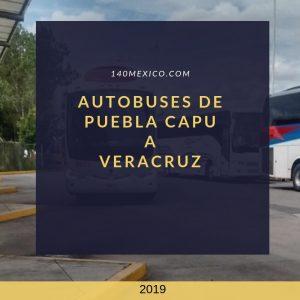 Puebla - Veracruz Autobuses