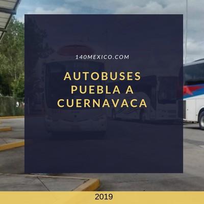 Autobuses Puebla - Cuernavaca