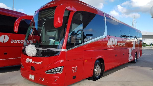 Nuevos autobuses ADO